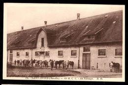 57 - SAINT AVOLD (Moselle) - Au Pansage - 18e R.C.C. - Saint-Avold