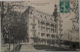 CB182 - AIX-LES-BAINS - L'HOTEL EXCELSIOR - Aix Les Bains