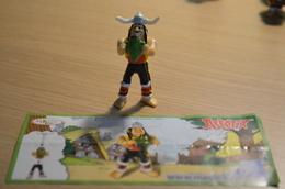 Kinder Astérix - 2009 - DE101 : Soupalagnon + BPZ - MonoBlocks