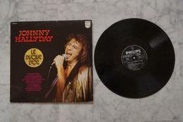 JOHNNY HALLYDAY LE DISQUE D OR LP 1973 VALEUR + - Rock