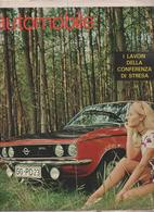 L'AUTOMOBILE .RIVISTA,SETTIMANMALE.N.10 RIV.1970 - Motori