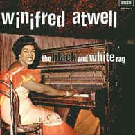 Black And White Rag Vinyle Winifred Atwell - Jazz