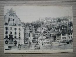 FRIBOURG   -   LA GENDARMERIE          TTB - FR Fribourg
