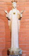 Novara - Santino LA MADONNA DEL CUORE D'ORO Seminario Di San Gaudenzio - OTTIMO P99 - Religione & Esoterismo