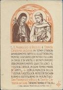 S. Francesco D'Assisi E Santa Caterina Da Siena VG 1950 - Santi