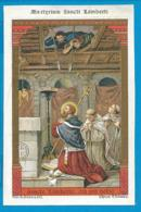 Holycard   St. Lambertus - Santini