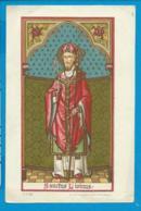 Holycard   St. Livinus - Images Religieuses