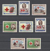 GUATEMALA. YT PA  N° 253/260  Neuf *  1960 - Guatemala