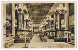 Exposition Paris 1937  - Vue Intérieure Du Pavillon All. - Expositions