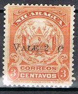 NICARAGUA YT 262* - Nicaragua