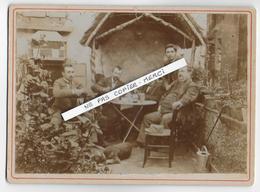 34 -  FRONTIGNAN - LA SALVETAT - Photo Sur Carton épais - Format : 13,5 X 18,5cm - 1905 - - Lieux
