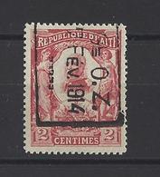 HAITI. YT   N° 144B  Neuf **  1914 (voir Scan) - Haïti