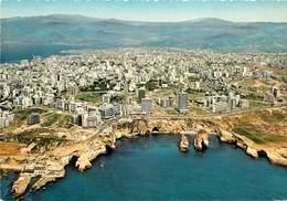 CPSM Liban-Beyrouth-Quartier Raouché                       L2782 - Liban