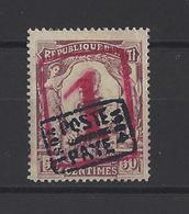 HAITI. YT   N° 195a  Neuf * (surcharge Rouge)  1915 - Haïti