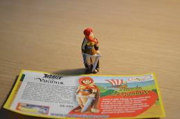 Kinder Astérix - 2006 - 2S-251 : Fiancée De Goudurix +BPZ - Monoblocs