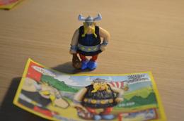 Kinder Astérix - 2006 - 2S-259 : Sonaf +BPZ - MonoBlocks