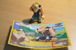 Kinder Astérix - 2006 - 2S-257 : Olaf + BPZ - MonoBlocks