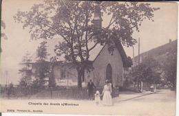 Montreux- Chapelle Des Avants - VD Vaud
