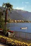 C 4303 - Suisse   Montreux   Quai Des Fleurs - VD Vaud