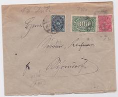 BRIEF GÖPPINGEN 17.07.1923 - Allemagne