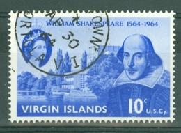 British Virgin Is: 1964   Shakespeare    Used - British Virgin Islands