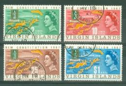 British Virgin Is: 1967   New Constitution   Used - British Virgin Islands