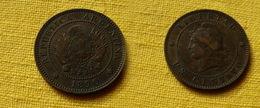 Argentine 1 Centavo 1890  Km#32  Bronze     TTB++ - Argentine