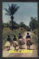 DF / AFRIQUE NOIRE / DÉPART POUR LA DANSE - Cartes Postales