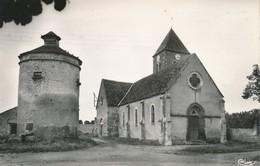 CP - France - (03) Allier - St.-Germain-de-Salles - L'Eglise - Frankrijk