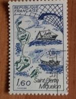 """Saint Pierre Et Miquelon """" Pêche"""" (Iles Française) - France - 1982 - France"""