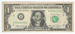 Billet De 1 Dollar Erotico-porno - Etats-Unis