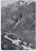 Geirangerfjord - (Enerett A.B. Wilse - Thraps Forlag - Serie B Nr. 27) - Norge - Norway - Noorwegen