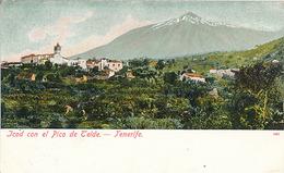TENERIFE - N° 7861 - JCOD CON EL PICO DE TEIDE - Tenerife