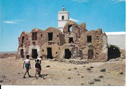 Tunisie  MEDENINE  Les Ghorfas  ( - Editions :REGUIOUI-CHAMAM Tunis N°C2) *PRIX FIXE - Tunisie