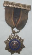Medaille US WW I : Américan Legion 1933 . DUBUQUE . - USA