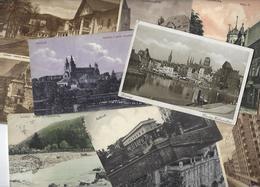 Lot 1616 De 10 CPA Pologne Polska Polen Déstockage Pour Revendeurs Ou Collectionneurs - Cartes Postales
