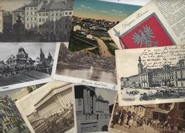 Lot 1617 De 10 CPA Pologne Polska Polen Déstockage Pour Revendeurs Ou Collectionneurs - Cartes Postales