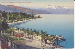 Ouchy- Lausanne Et Les Alpes Vaudoises - VD Vaud