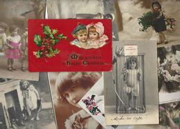 Lot 1618 De 10 CPA Enfants Fantaisies Déstockage Pour Revendeurs Ou Collectionneurs - Cartes Postales