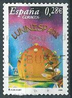 ESPAGNE SPANIEN SPAIN ESPAÑA 2005 FROM CARNET LOS LUNNIS USED ED 4183 YV 3775 MI 4070 SG 4130 SC 3371H - 1931-Hoy: 2ª República - ... Juan Carlos I