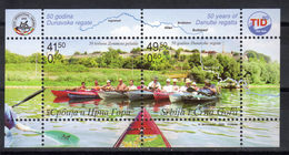 Yugoslavia,50 Years Of Danube Regatta 2005.,block,MNH - Ongebruikt
