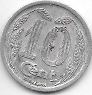 Chambre De Commerce D' Evreux 10 Centimes 1921 - Monétaires / De Nécessité