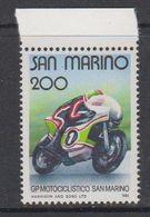 San Marino 1981 GP Motociclistico San Marino 1v ** Mnh (41865K) - San Marino