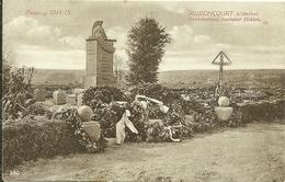 08 Ardennes AUBONCOURT Prés De  RETHEL Tombe De Soldas Allemand Carte Allemande - Rethel