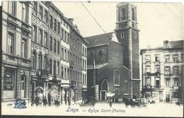 CPA LIEGE  Eglise Saint-Pholien - Luik