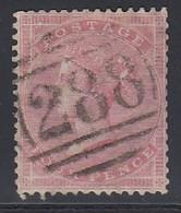 GB 1855 - MiNr: 13 Zz  Used - 1840-1901 (Viktoria)