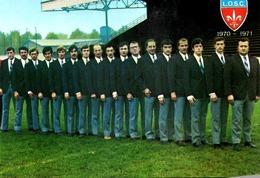 Thèmes > Sports > Football/ LE  LOSC 1970.1971 / LOT 689 - Voetbal