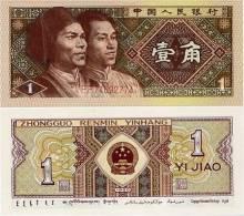 CHINA, P.R.        1 Jiao        P-881a       1980       UNC - Chine