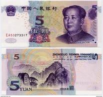 CHINA, P.R.        5 Yuan        P-903       2005       UNC - Cina