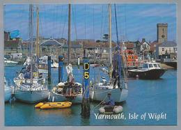 UK.- YARMOUTH From The HARBOUR, ISLE OF WIGHT. - Engeland